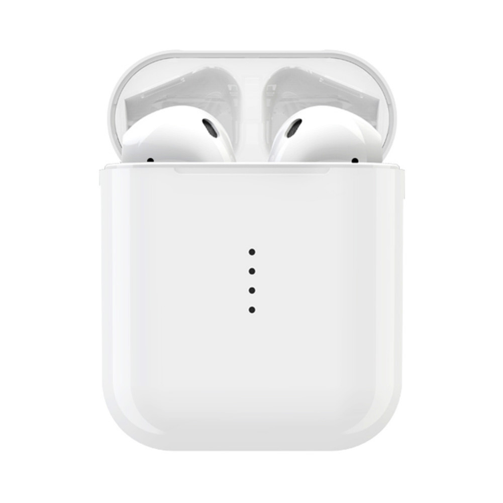 earbud-headphones i10 TWS Bluetooth 5.0 Earbuds Tap Control Automatically Pairing-White i10 TWS Bluetooth 5 0 Earbuds White 3