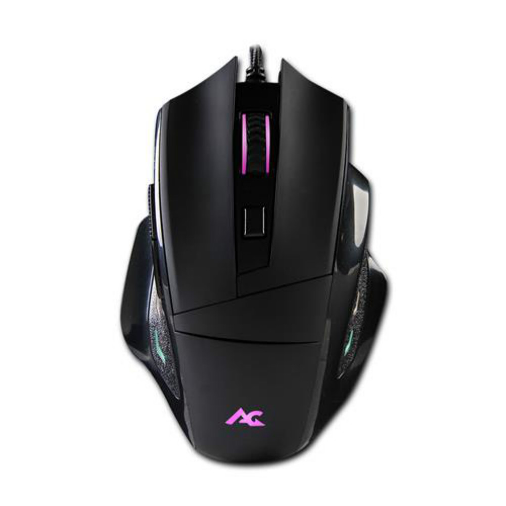 wired-mouse ACGAM G402 PMW3325 Wired Gaming Mouse RGB Backlights 10000 DPI OMRON Gaming Switch-Black ACGAM G402 PMW3325 Wired Gaming Mouse