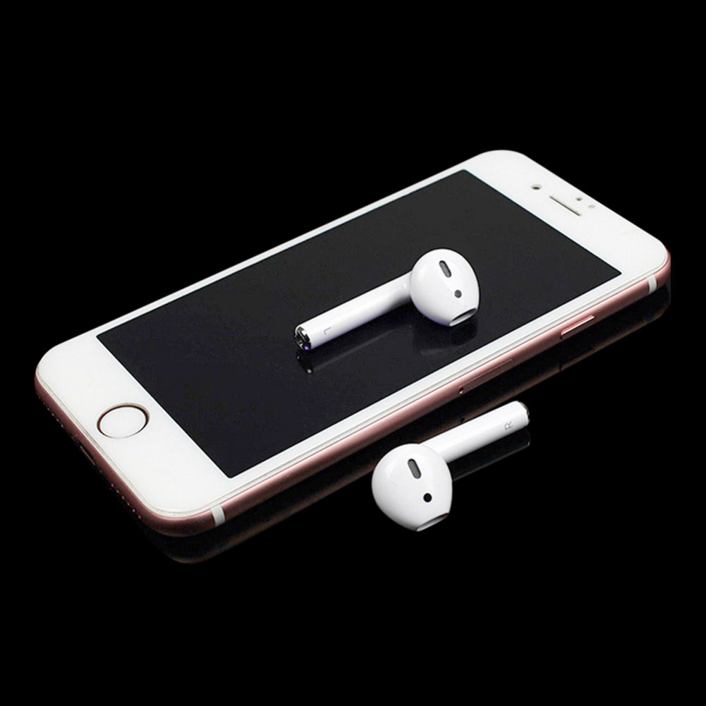 earbud-headphones i60 TWS Bluetooth 5.0 Earphone Touch Control Auto Pairing Call Siri 350 mAh Charging Box-White I60 TWS Bluetooth 5 0 Earphone White 4