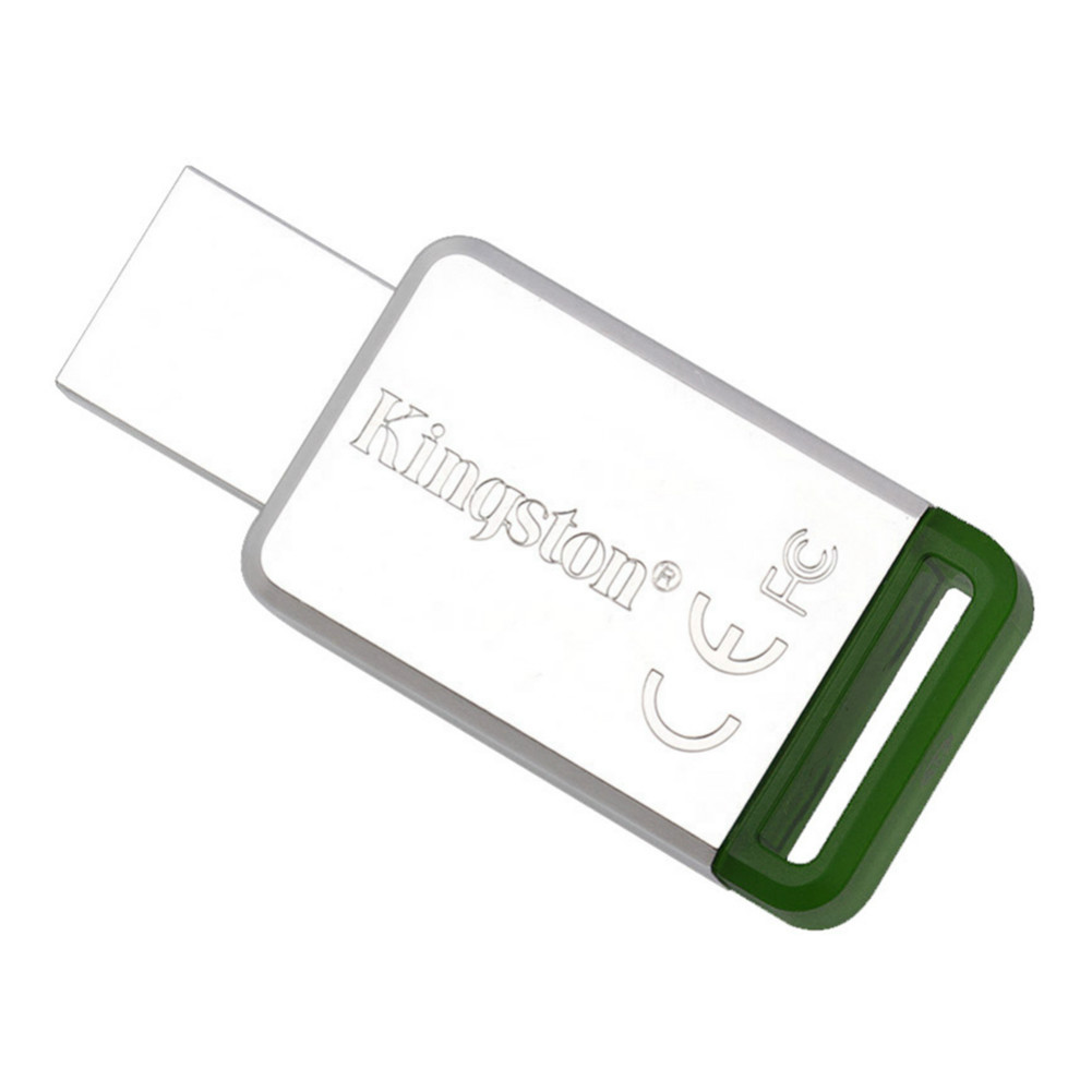 usb-flash-drives Kingston DT50 16GB USB Flash Drive Data Traveler USB 3.0 Interface 110MB/s Read Speed-Random Color Kingston DT50 16GB USB Flash Drive USB 3 0 Interface Random Color 4