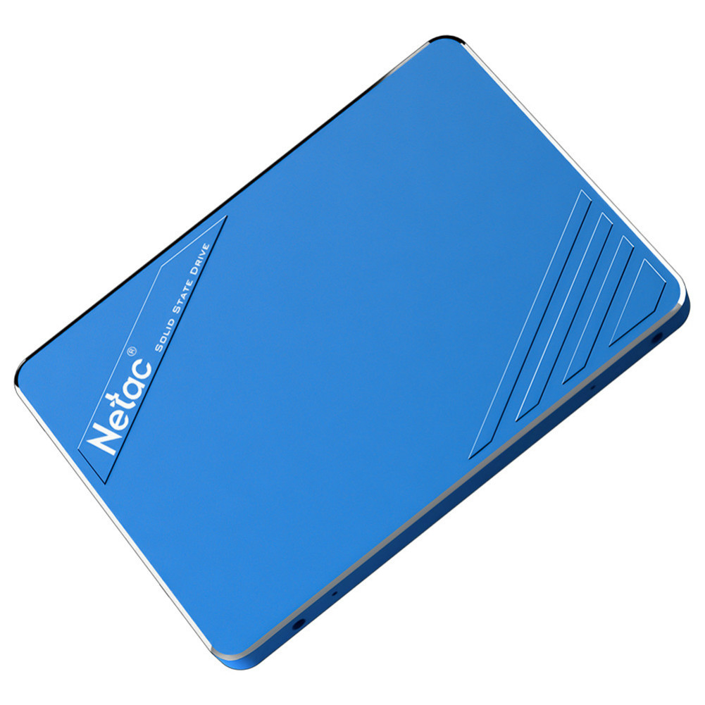 storage [Package] Netac N600S 720GB SATA3 High Speed SSD+Netac U328 16GB USB Mini Flash Drive USB2.0 Netac N600S 720GB SSD 2 5 Inch Solid State Drive Blue 2