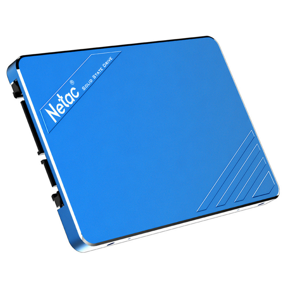 storage [Package] Netac N600S 720GB SATA3 High Speed SSD+Netac U328 16GB USB Mini Flash Drive USB2.0 Netac N600S 720GB SSD 2 5 Inch Solid State Drive Blue 3