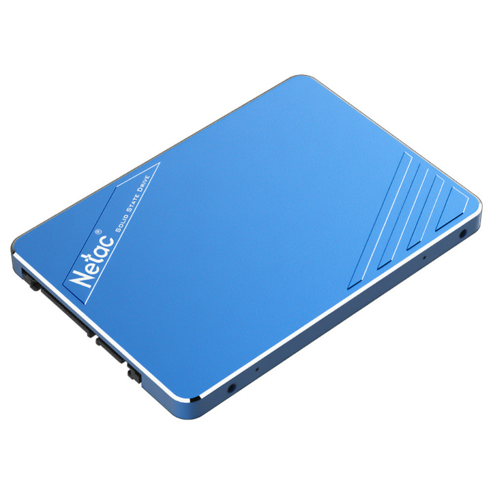 storage [Package] Netac N600S 720GB SATA3 High Speed SSD+Netac U328 16GB USB Mini Flash Drive USB2.0 Netac N600S 720GB SSD 2 5 Inch Solid State Drive Blue 4