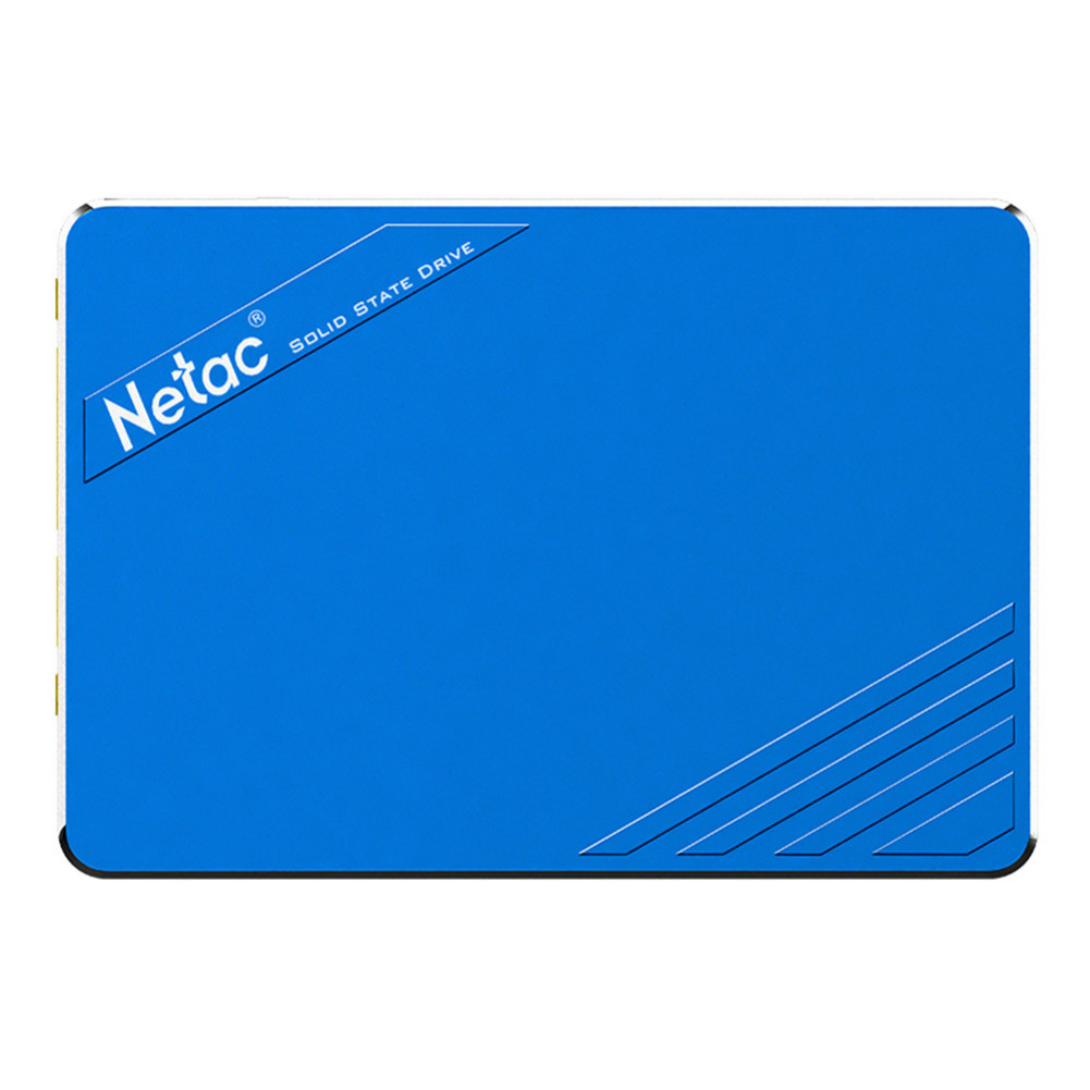 storage [Package] Netac N600S 720GB SATA3 High Speed SSD+Netac U328 16GB USB Mini Flash Drive USB2.0 Netac N600S 720GB SSD 2 5 Inch Solid State Drive Blue 7