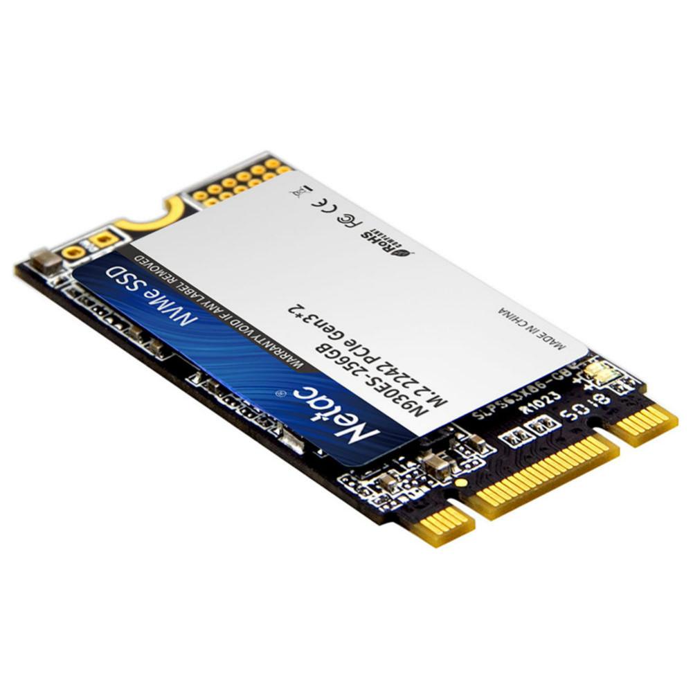 ssd-hdd-enclosures Netac N930ES NVMe M.2 2242 256GB SSD Internal Solid State Drive Reading Speed 2000MB/s Netac N930ES NVMe M 2 2242 256GB SSD 2
