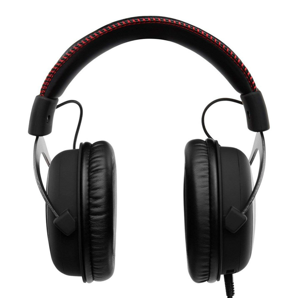 on-ear-over-ear-headphones Kingston HyperX Cloud Core Gaming Headset 53MM Drivers Superior Audio Detachable Microphone-Red Kingston HyperX Cloud Core Gaming Headset 1