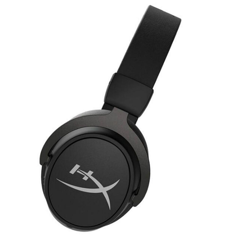 on-ear-over-ear-headphones Kingston HyperX Cloud Mix Gaming Headset Dual-cavity Driver Bluetooth 4.2 Built-in/ Detachable Mic-Black Kingston HyperX Cloud Mix Gaming Headset Black 2