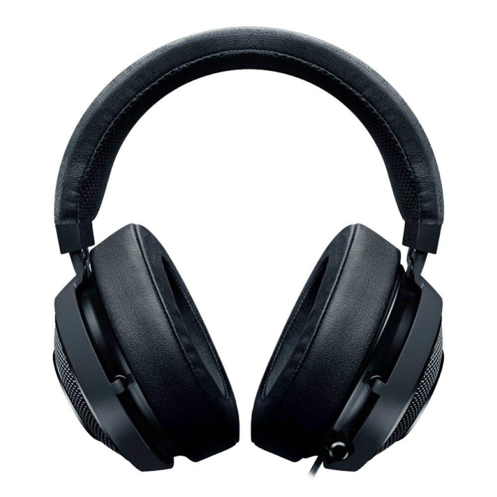 on-ear-over-ear-headphones Razer Kraken 3.5mm Gaming Headset In-Line Audio Controls Noise Cancelling for PC PS4 N-Switch-Black Razer Kraken Gaming Headset 1