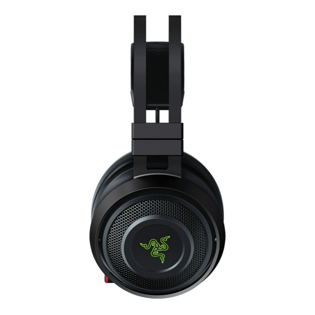 on-ear-over-ear-headphones Razer Nari Wireless 2.4GHz Gaming Headset THX Spatial Audio with Cho-Black Razer Nari Wireless Gaming Headset Black 3