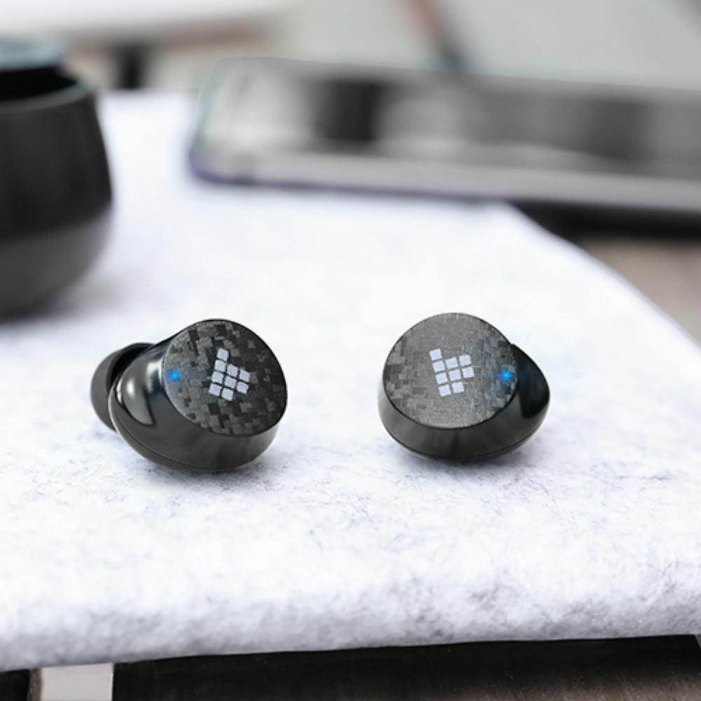earbud-headphones Tronsmart Spunky Pro Bluetooth 5.0 TWS Earbuds Wireless Charging IPX5 Water Resistant Tronsmart Encore Spunky Pro TWS Earbuds 3