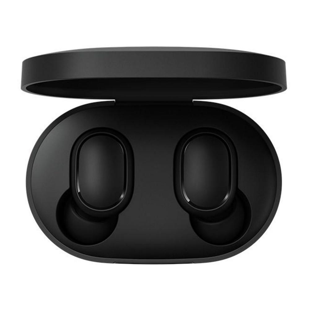 earbud-headphones Xiaomi Redmi AirDots TWS Bluetooth 5.0 earphone Noise Reduction Siri Google Assistant International Edition-Black Xiaomi Redmi AirDots TWS Earbuds Black 1