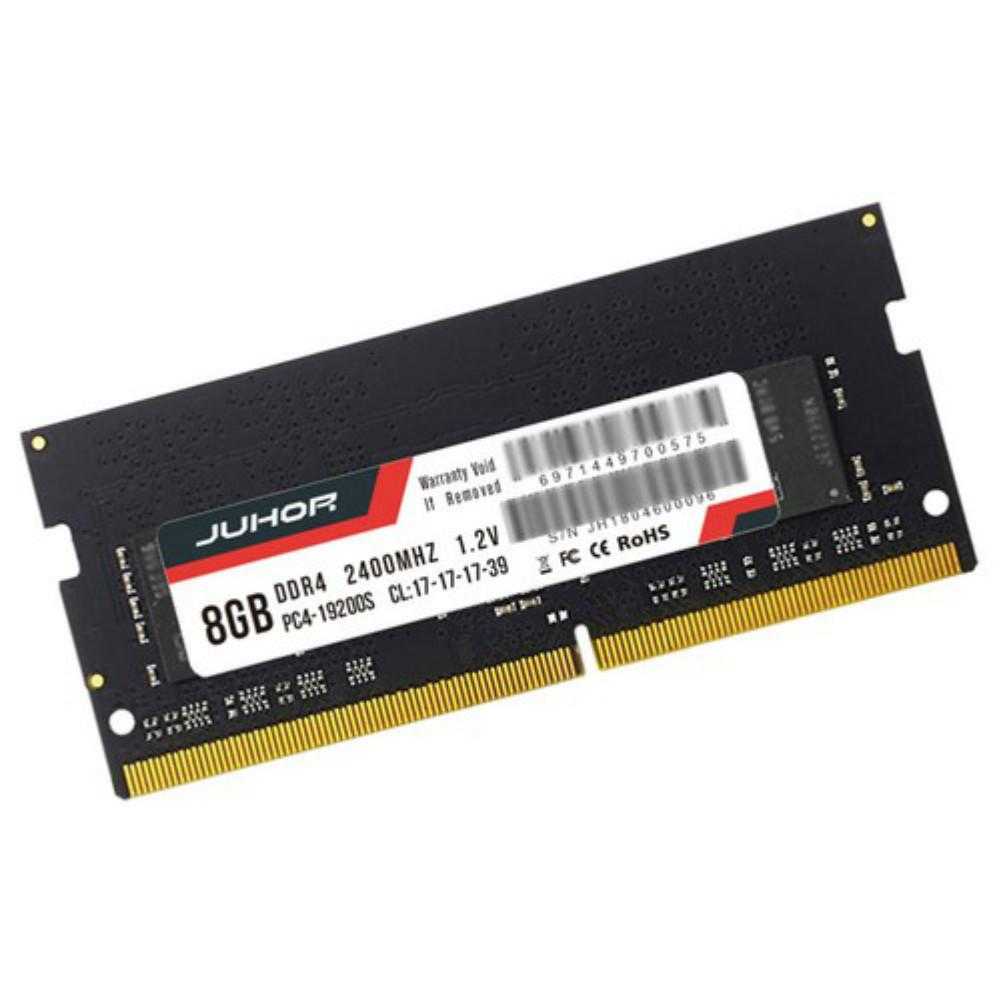 memory-modules-Juhor 8G DDR4 2400Mhz 260 Pin RAM 1.2V Memory Module For Computer - Black-juhor ddr4 8g 2400mhz memory module 1