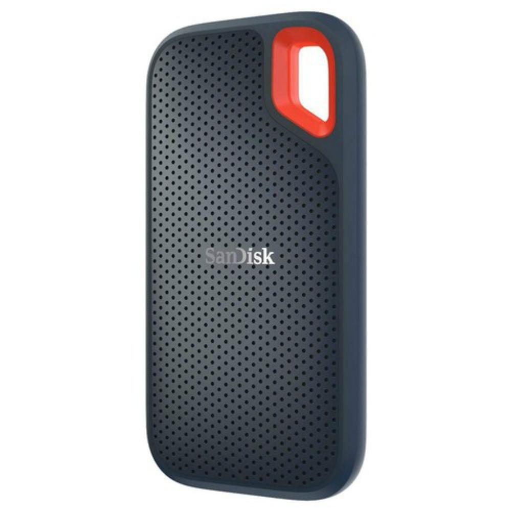 storage SanDisk E60 1TB SSD Read Speed 550MB/s USB-C USB3.1 Portable External Solid State Drive-Black sandisk e60 1tb portable external ssd 2