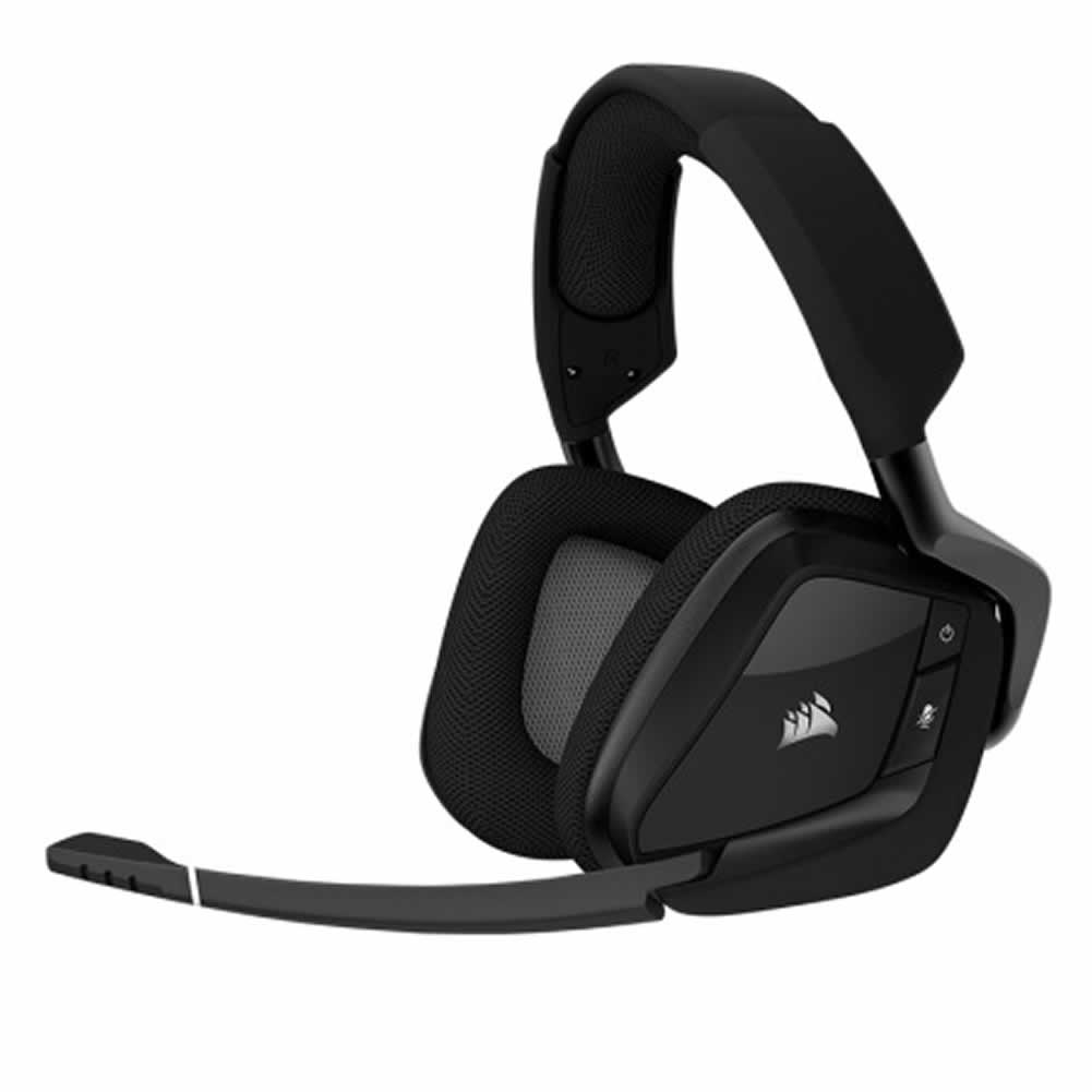 -Best Seller-CORSAIR VOID RGB ELITE Wireless Gaming Headset