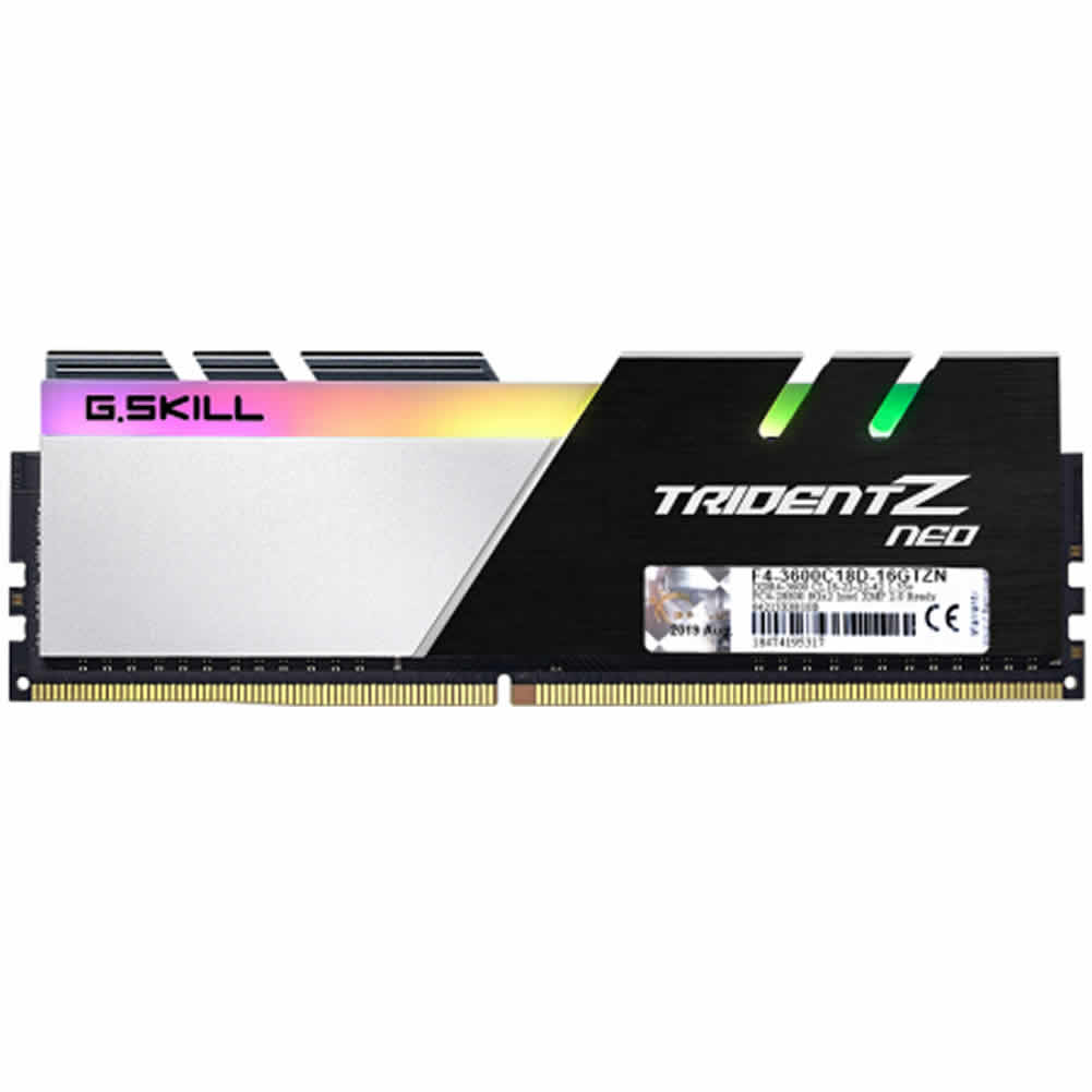 G.SKILL-TridentZ-NEO-3600MHz-16GB-Memory Modules