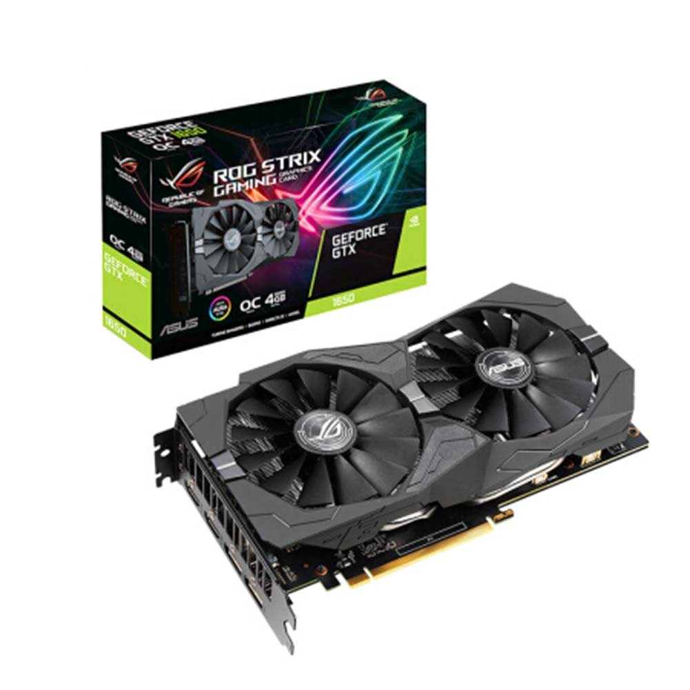 ASUS-ROG-STRIX-Gaming-OC-GeForce-GTX-1650-Video-Graphics-Card