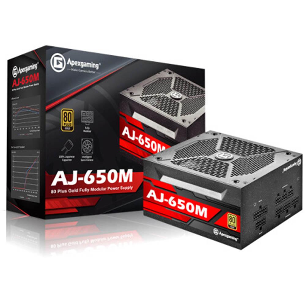 Apexgaming-AJ-650M-650W-Power-Supply
