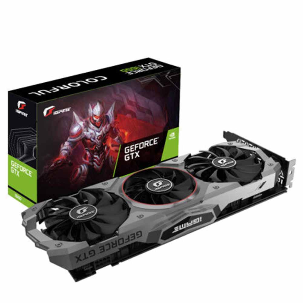 Colorful-iGame-GTX-1660-Advanced-OC-Video-Graphics-Card