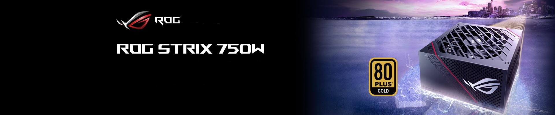 Rog Strix 750w