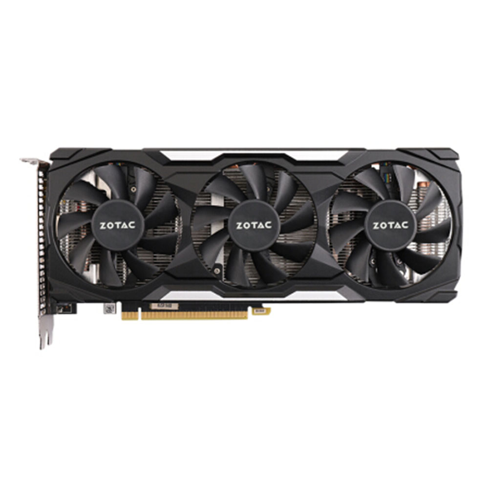 ZOTAC-RTX2060-Thunderbolt-OC-HA-Video-Graphics Card