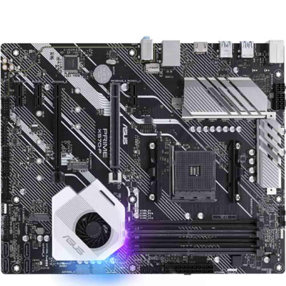ASUS-Prime-X570-P-Motherboard