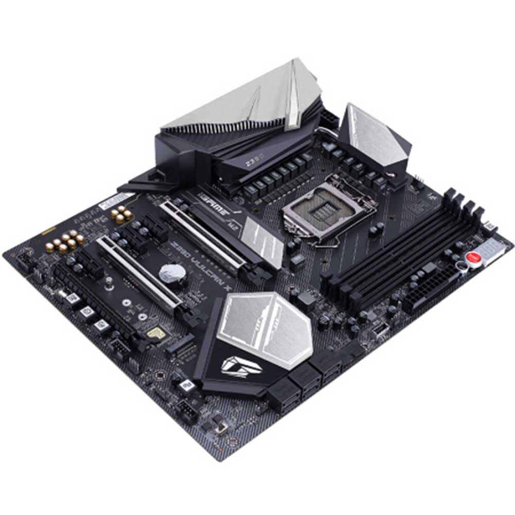 Colorful-iGame-Z390-Vulcan-X-Gaming-Motherboard