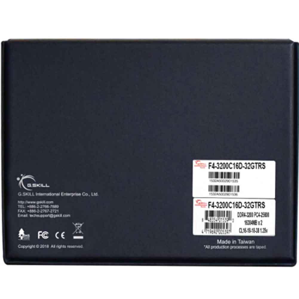 G.SKILL-TridentZ-Royal-DDR4-3200MHz-32GB-Memory