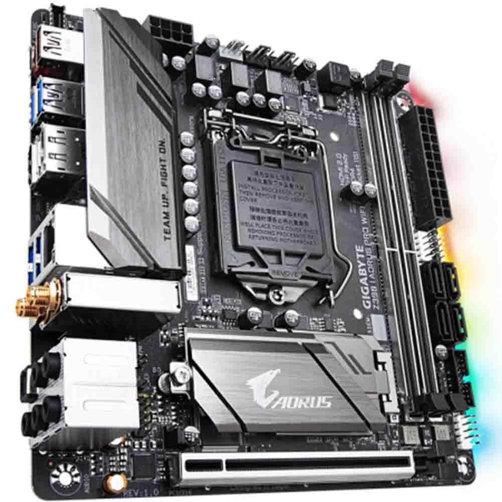 GIGABYTE-Z390-I-AORUS-PRO-WIFI-Gaming-Motherboard