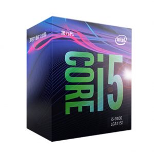 -New Arrivals-Intel Core i5 9400 6 Core 2.9 GHz Processor 300x300