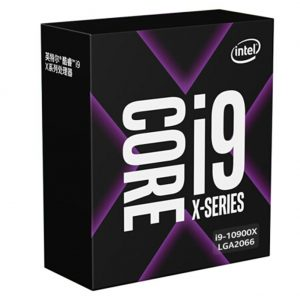 -New Arrivals-Intel Core i9 10900X 10 Core 3.7 GHz Processor 300x300