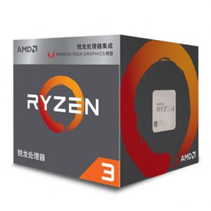 -New Arrivals-AMD RYZEN 3 2200G Quad Core 3.5 GHz Processor 300x300