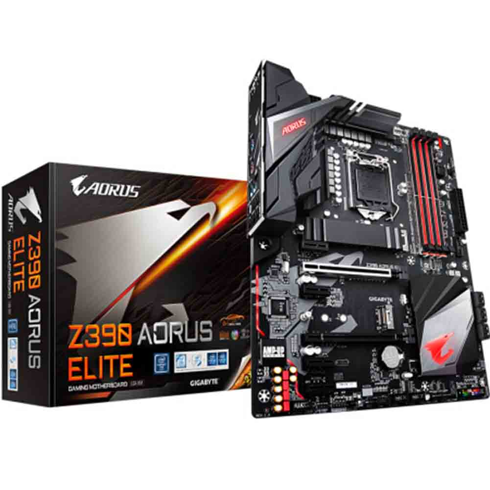 GIGABYTE-Z390-AORUS-ELITE-Gaming-Motherboard