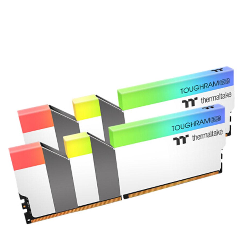Thermaltake-ToughRam-RGB-3200MHz-16GB-Memory-White