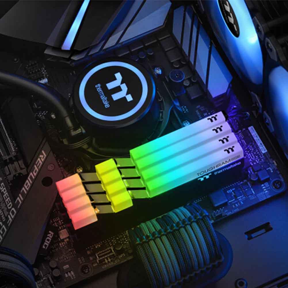 Thermaltake-ToughRam-RGB-DDR4-3200MHz-16GB-Memory-Module