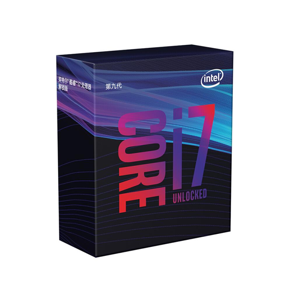 cpus-processors Intel i7-9700K 8-Core 8-Thread Boxed CPU Desktop Processor SKU 100000634417 1