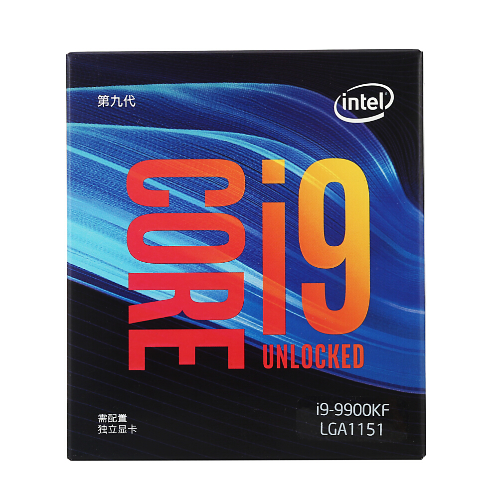 cpus-processors Intel i9-9900KF 8-Core 16-Thread Boxed CPU Desktop Processor SKU 100002106619 1 1