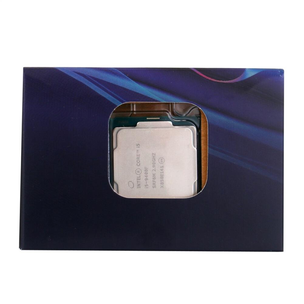 cpus-processors Intel i5 9400F 6-Core 6-Thread Boxed CPU Desktop Processor SKU 100002657042 3 1