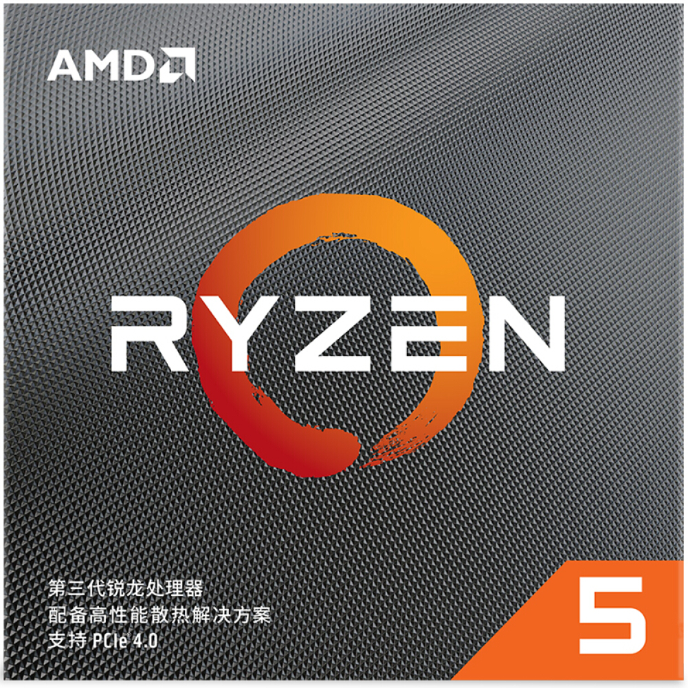 cpus-processors AMD Ryzen 5 3600X Desktop Processor (r5)7nm 6-Core 12-Thread 3.8GHz 95W AM4 Socket Boxed CPU SKU 100003815415 1 1