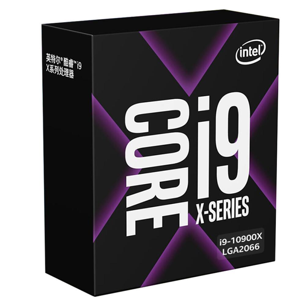 cpus-processors Intel i9-10900X 10-Core 20-Thread Boxed CPU Desktop Processor SKU 100005206513 1