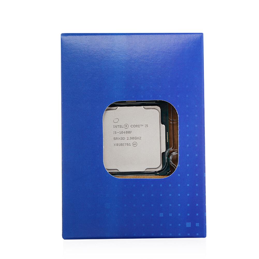 cpus-processors Intel i5-10400F 6-Core 12-Thread Boxed CPU Desktop Processor SKU 100006897507 5 1