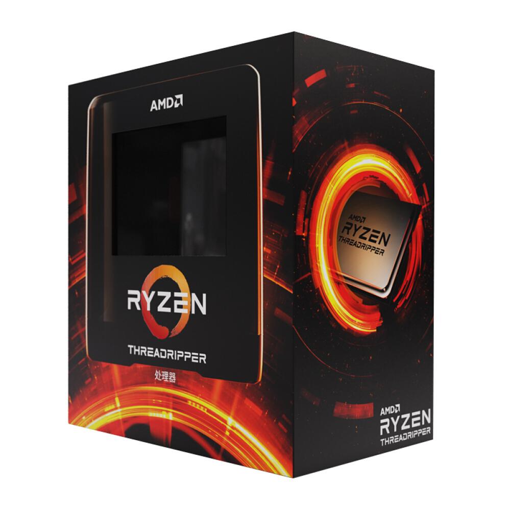 cpus-processors AMD Ryzen Threadripper 3970X Desktop Processor (tr)7nm 32-Core 64-Thread 3.7GHz 280W sTRX4 Socket Boxed CPU SKU 100010266524 1