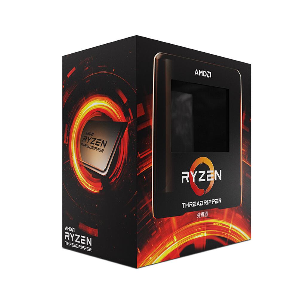 cpus-processors AMD Ryzen Threadripper 3990X Desktop Processor7nm64-Core 128-Thread2.9GHz 280W sTRX4 SocketCPU100-100000163WOZ SKU 100011151978 3 1