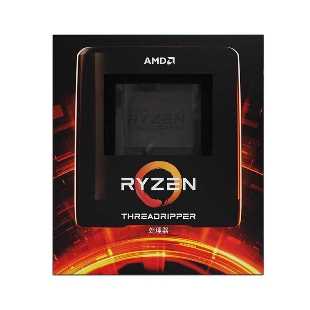 cpus-processors AMD Ryzen Threadripper 3990X Desktop Processor7nm64-Core 128-Thread2.9GHz 280W sTRX4 SocketCPU100-100000163WOZ SKU 100011151978 4 1