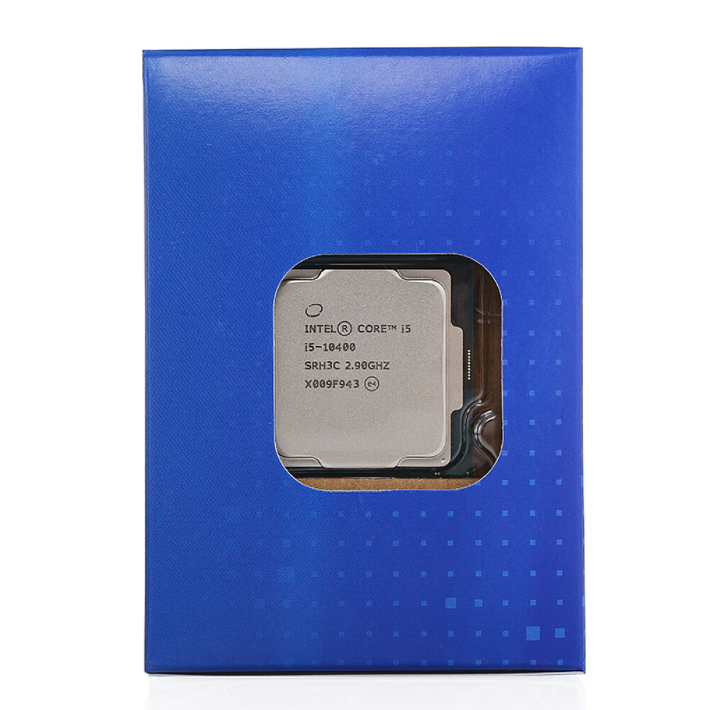 cpus-processors Intel i5-10400 6-Core 12-Thread Boxed CPU Desktop Processor SKU 100012590222 2 1