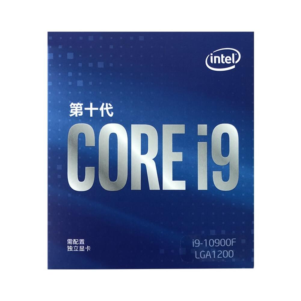 cpus-processors Intel i9-10900F 10-Core 20-Thread Boxed CPU Desktop Processor SKU 100013163658 1