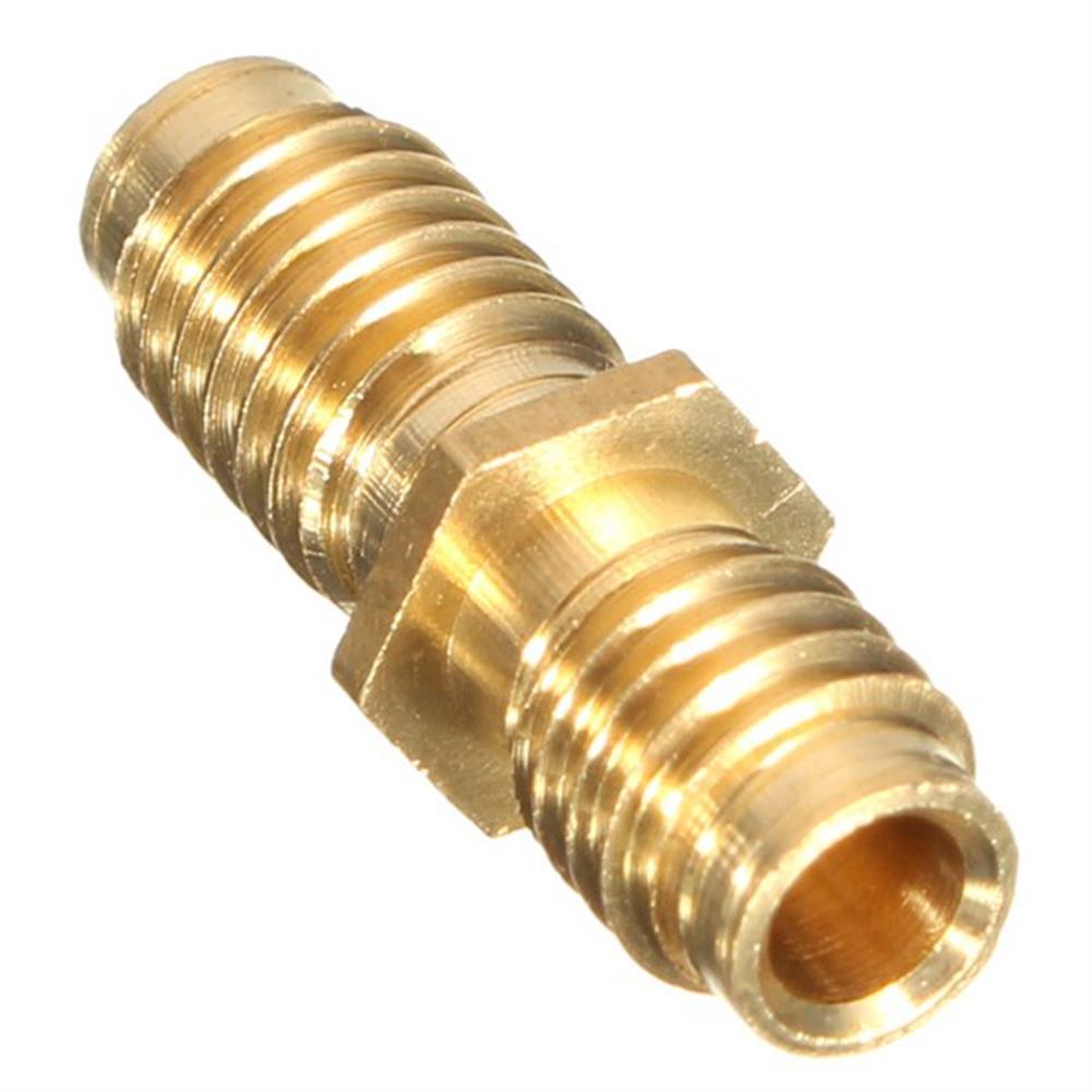 3d-printer-accessories M6 3.0mm Copper Nozzle Throat End Extruder 3D Printer HOB1018202 1