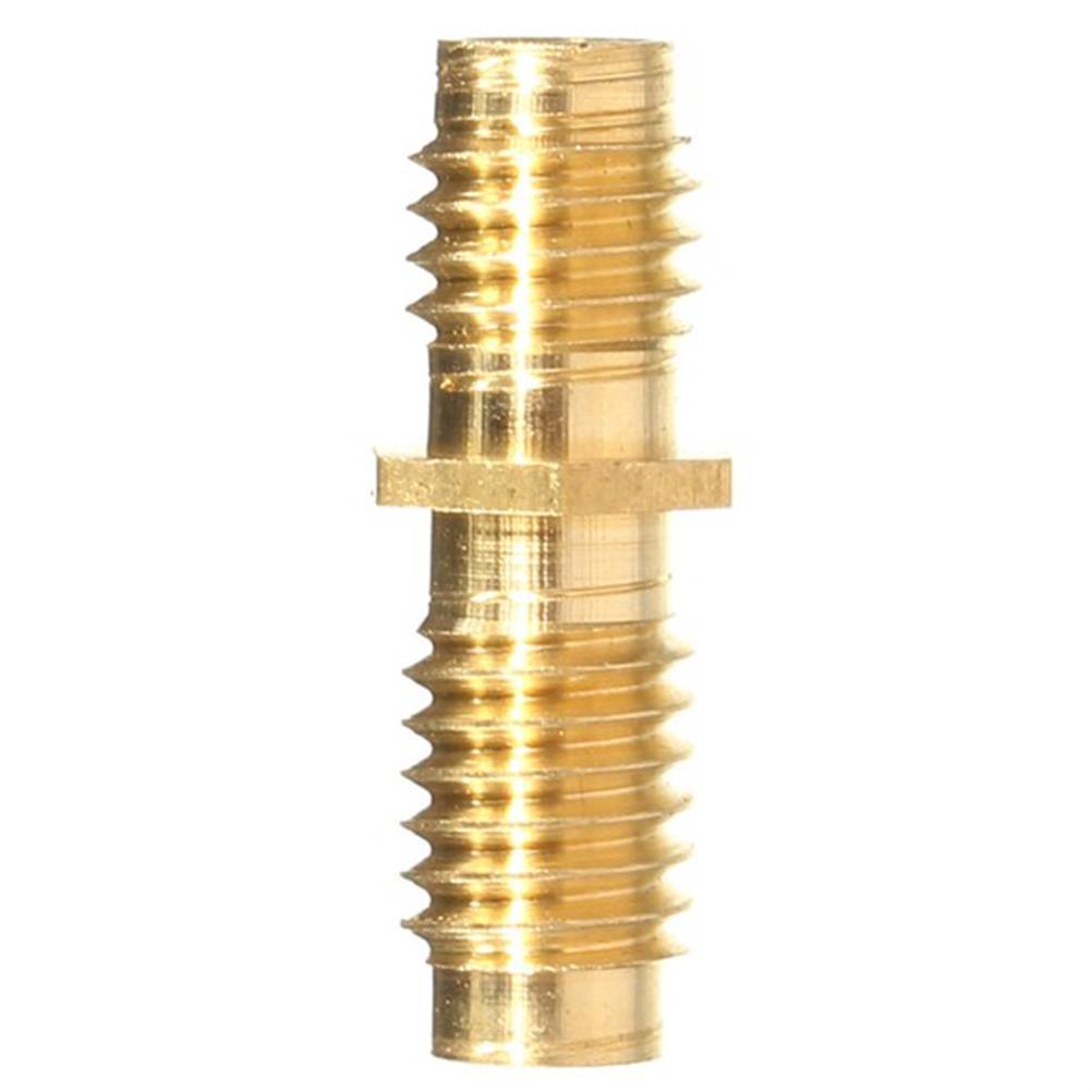 3d-printer-accessories M6 3.0mm Copper Nozzle Throat End Extruder 3D Printer HOB1018202 2 1