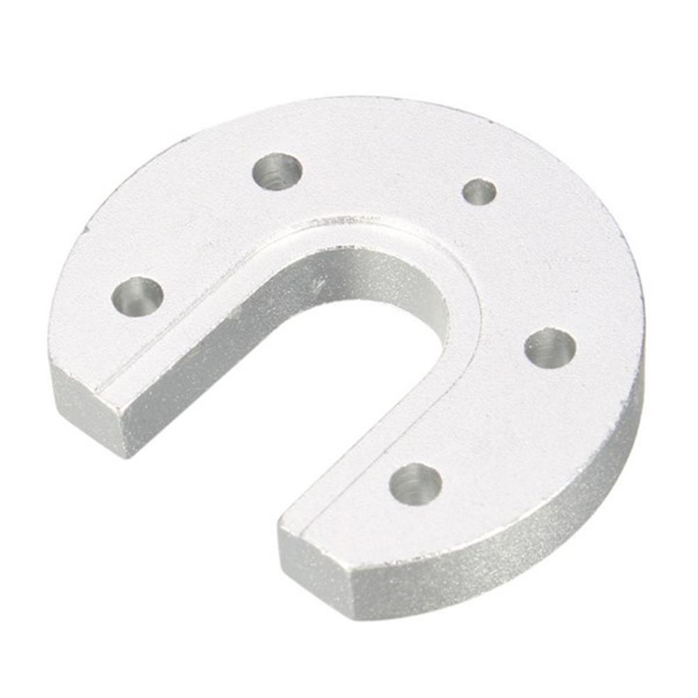 3d-printer-accessories V5 V6 Hotend J-head Aluminum Heatsink Mount Plate U-shaped for 3D Printer HOB1031720 1 1
