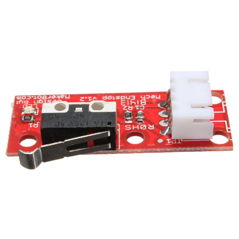 3d-printer-accessories 5Pcs Geekcreit RAMPS 1.4 Endstop Switch for RepRap Mendel 3D Printer with 70cm Cable HOB1054555 2 1