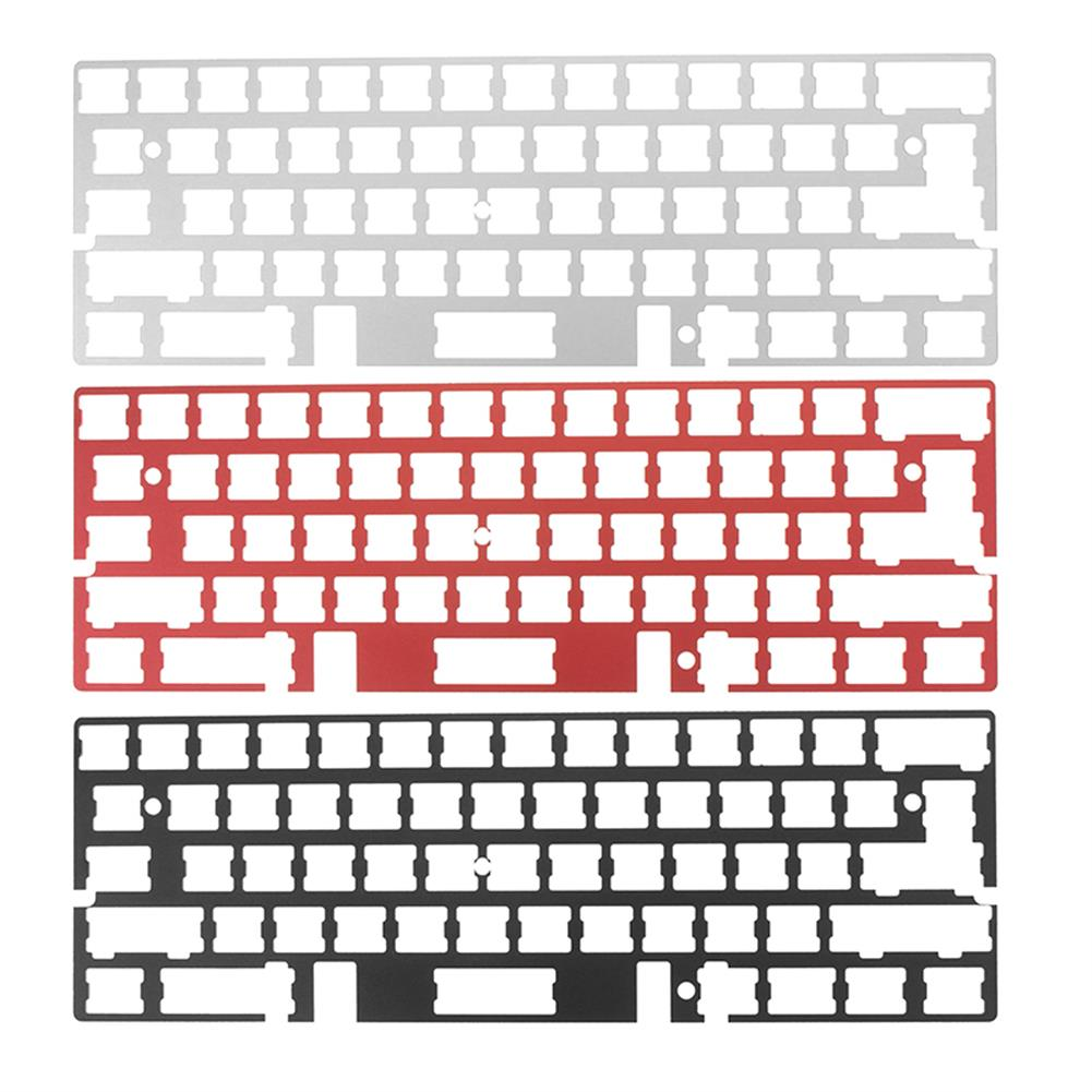 keycaps-switches Aluminium Board Plate Mechanical Keyboard Universal Frame for RS60 GH60 PCB HOB1077451 1